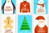 Happy Holidays Cards Template in Happy Holidays Card Template