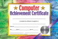 Hayes Certificate Templates ] - Hayes Perfect Attendance for Hayes Certificate Templates