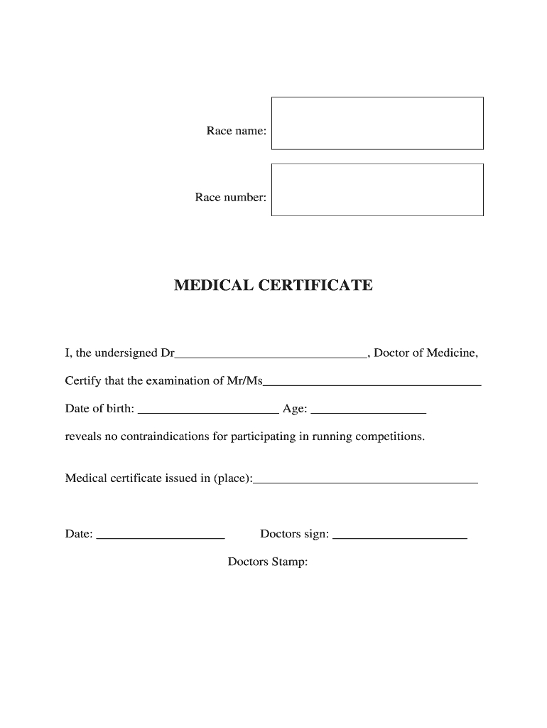 How Do You Get A Medical Certificate - Mahre Inside Fake Medical Certificate Template Download