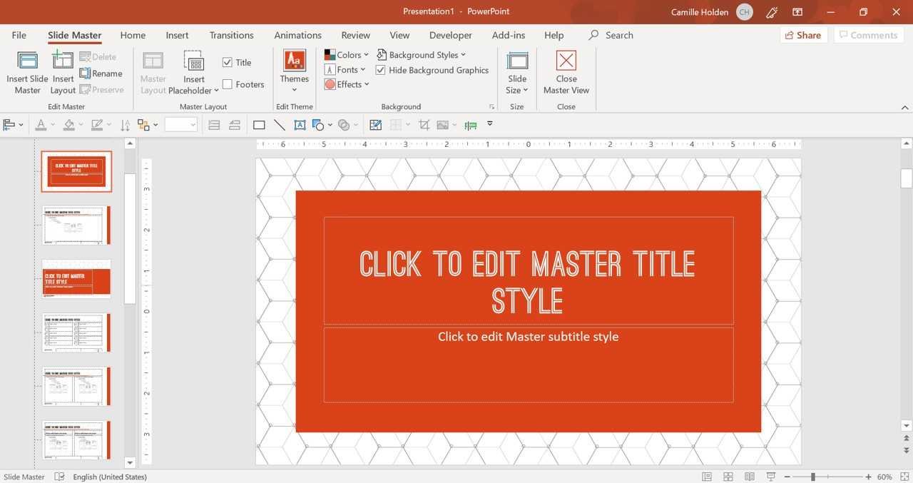 How To Create A Powerpoint Template (Step By Step) Throughout How To Design A Powerpoint Template