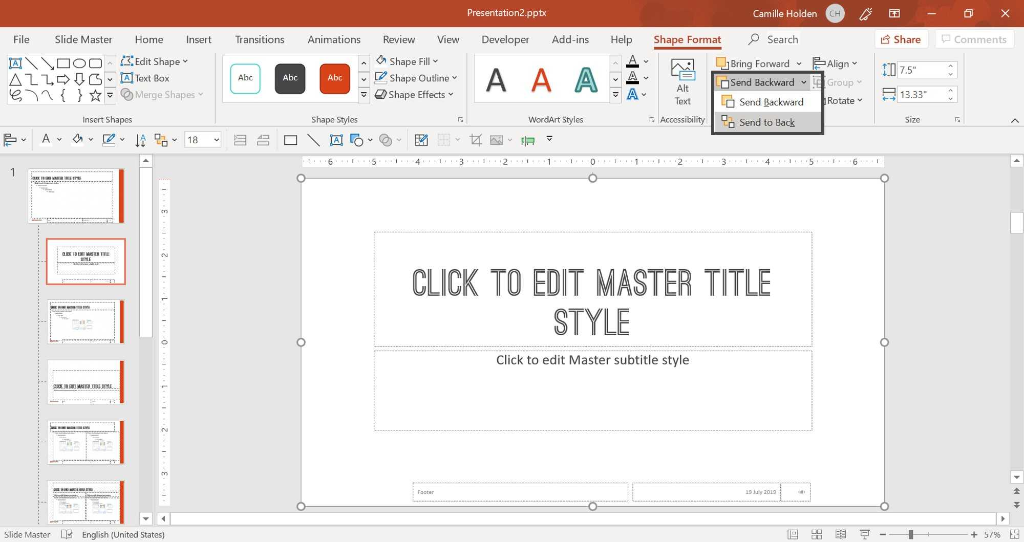How To Create A Powerpoint Template (Step By Step) Throughout What Is Template In Powerpoint