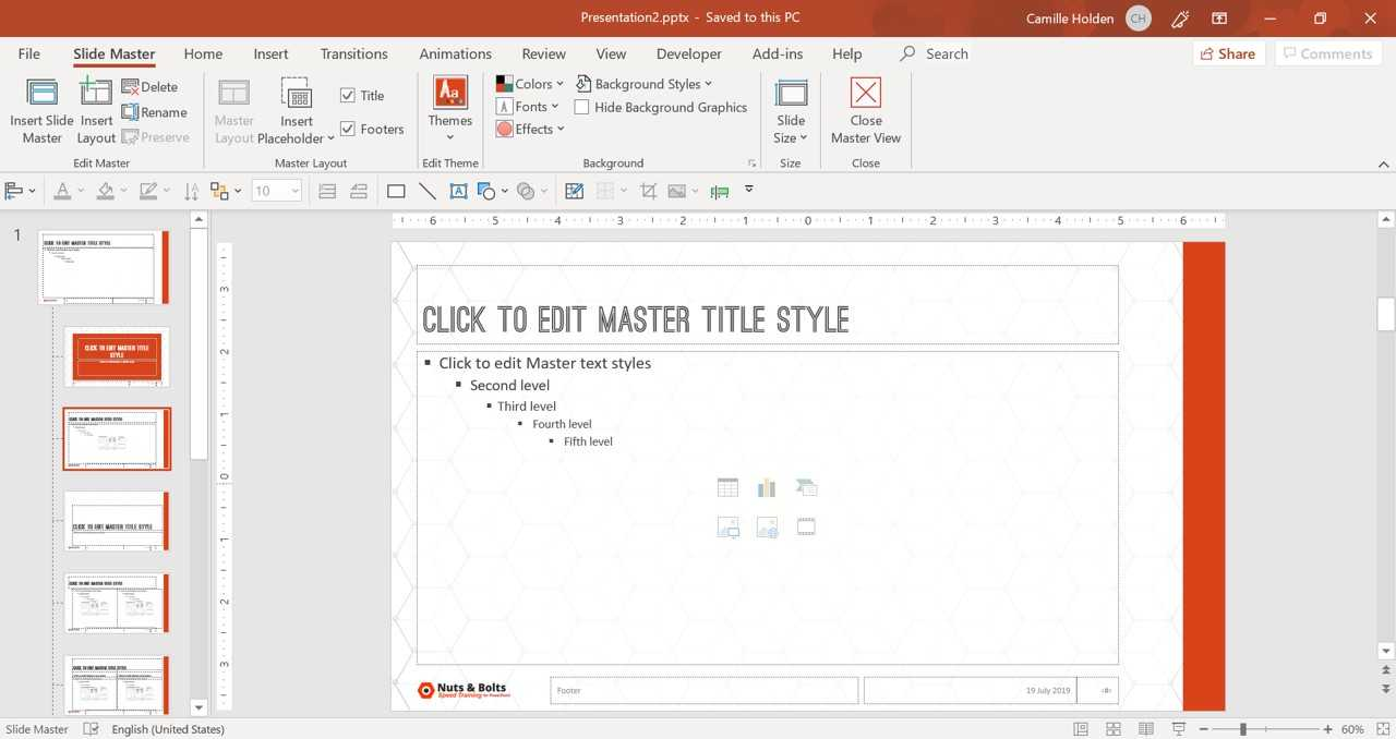 How To Create A Powerpoint Template (Step By Step) Within What Is Template In Powerpoint