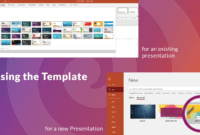 How To Create Your Own Powerpoint Template (2020) | Slidelizard in How To Save Powerpoint Template