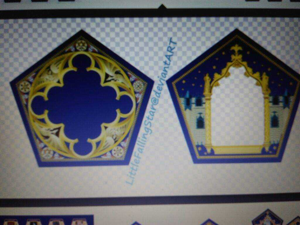 How To Get Your Face On A Chocolate Frog Card? | Harry For Chocolate Frog Card Template