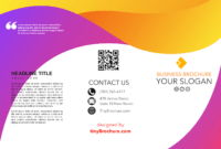 How To Make A Tri Fold Brochure In Google Docs with Google Docs Tri Fold Brochure Template