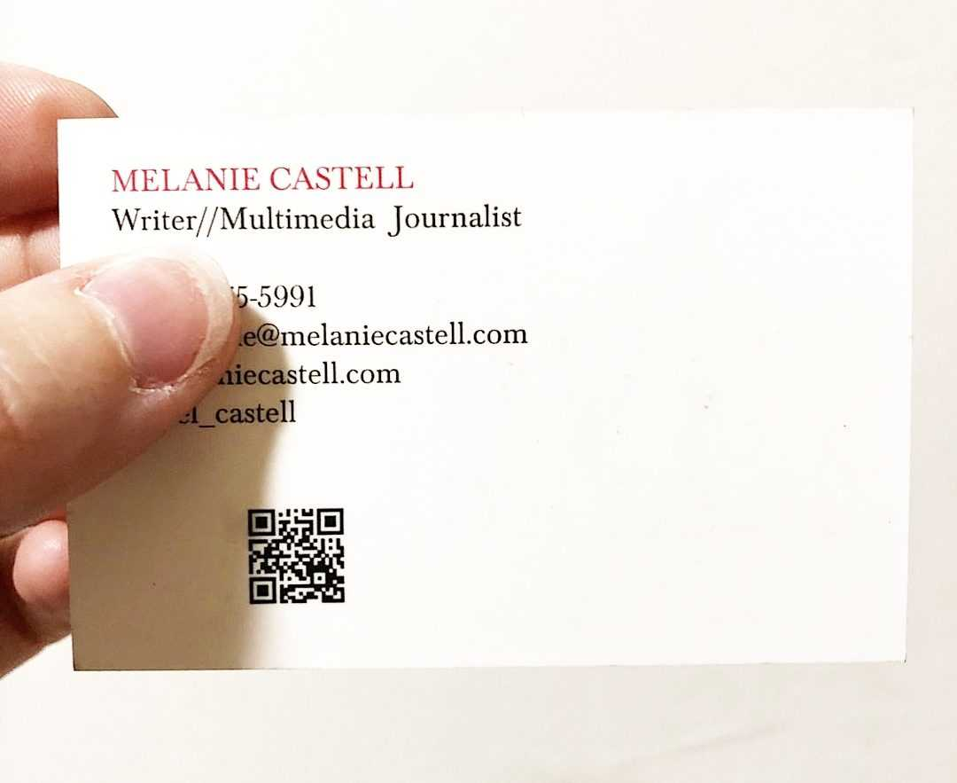 How To Make Your Business Cards Stand Out As A Student Or Inside Graduate Student Business Cards Template