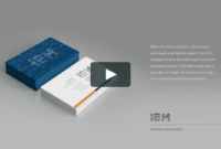Ibm Oled Business Cards in Ibm Business Card Template