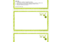 Index Card Template Indecard Size In Word Free Editable for Index Card Template For Pages