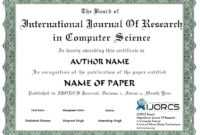 International Conference Certificate Templates – Acmec pertaining to International Conference Certificate Templates