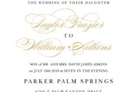 Invite Samples – Mahre.horizonconsulting.co with Sample Wedding Invitation Cards Templates