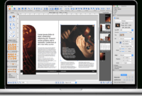 Istudio Publisher • Page Layout Software For Desktop pertaining to Mac Brochure Templates