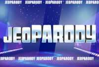 Jeopardy Powerpoint Game Template – Youth Downloadsyouth throughout Family Feud Powerpoint Template With Sound