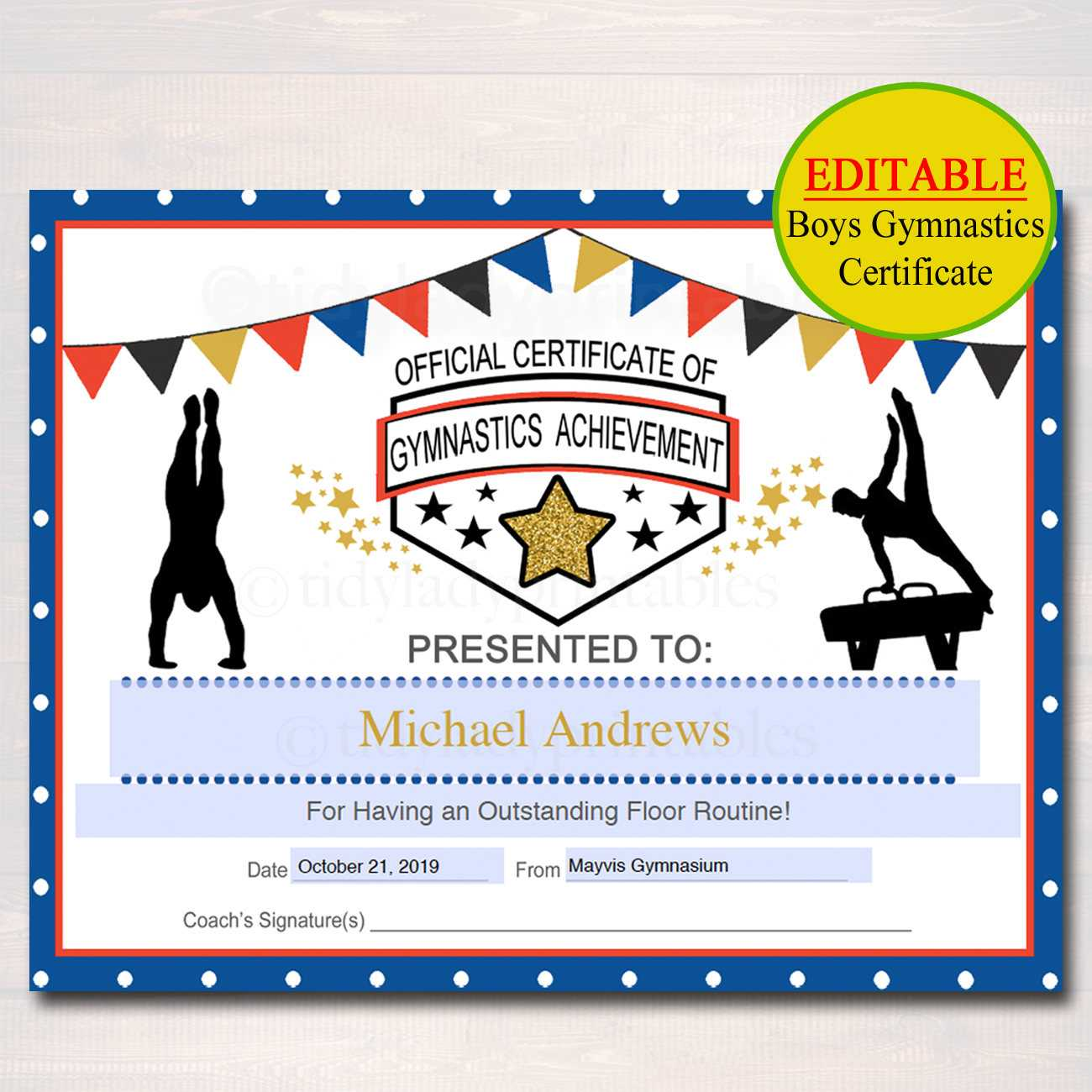 Karate Certificate Template ] - Diploma Karate Kyokushin A4 With Regard To Gymnastics Certificate Template