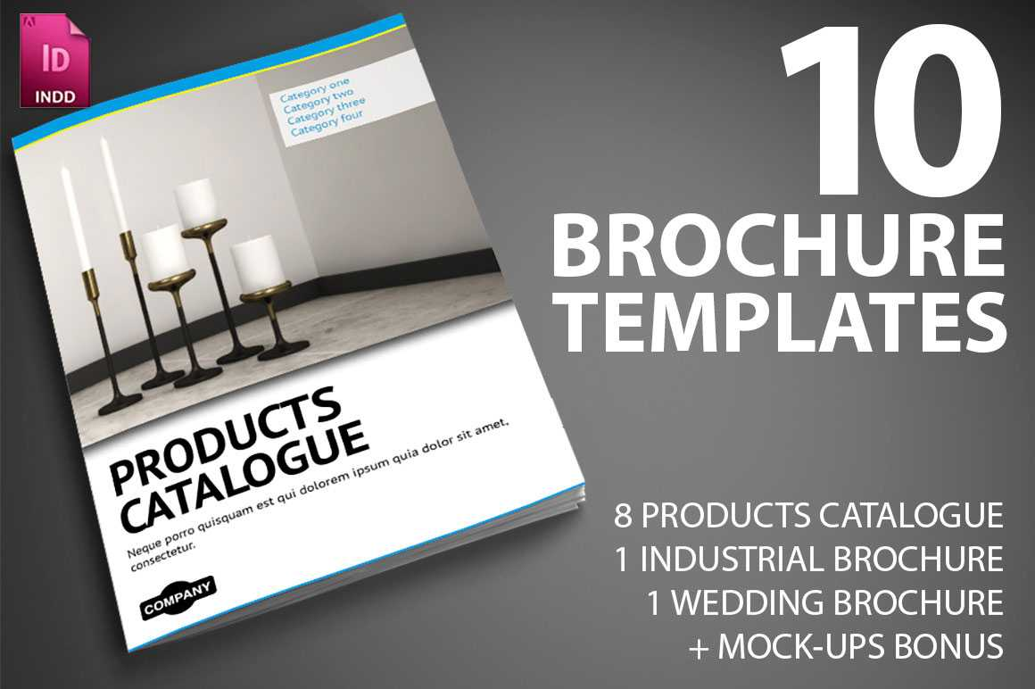 Last Day: 10 Professional Indesign Brochure Templates From Regarding Product Brochure Template Free