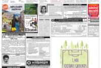 Malayala Manorama Newspaper Advertisement Rates, Rate Card in Advertising Rate Card Template