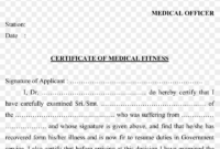 Medical Letter Templates – Zohre.horizonconsulting.co in Free Fake Medical Certificate Template