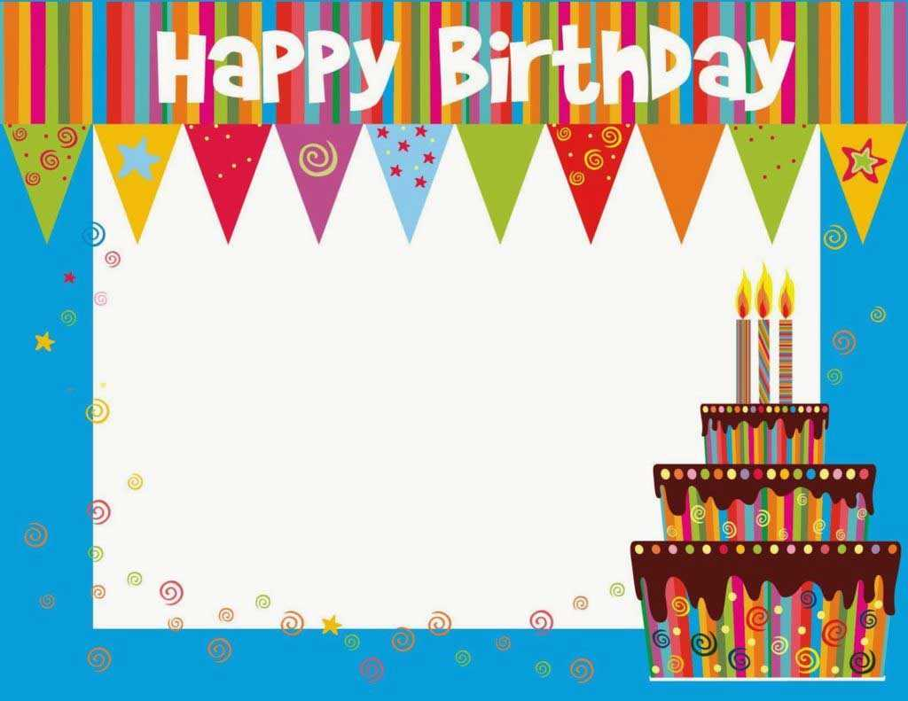 Microsoft Publisher Birthday Card Templates – Zohre Regarding Indesign Birthday Card Template