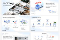 Mobley – Pitch Deckmazepixel | Design Inspiration intended for Raf Powerpoint Template