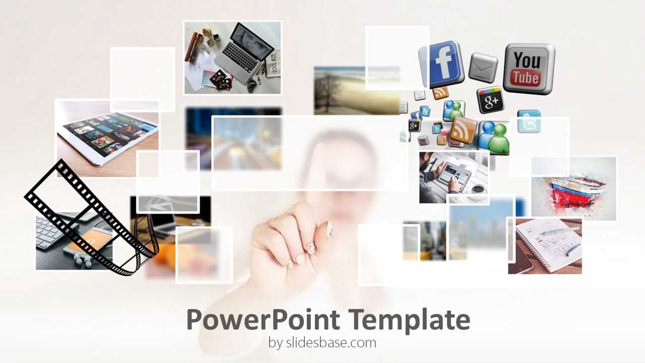 Multimedia Powerpoint Template Throughout Multimedia Powerpoint Templates