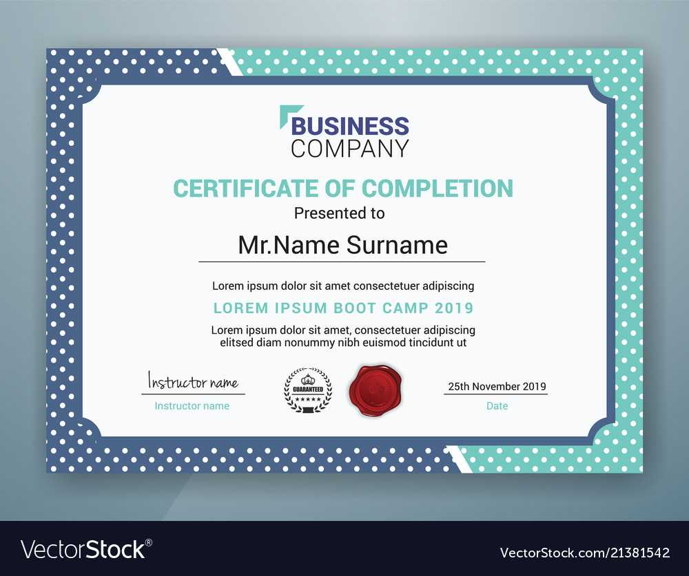 Multipurpose Professional Certificate Template With Regard To Boot Camp Certificate Template