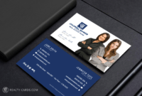 New Coldwell Banker Logo Business Cards intended for Coldwell Banker Business Card Template