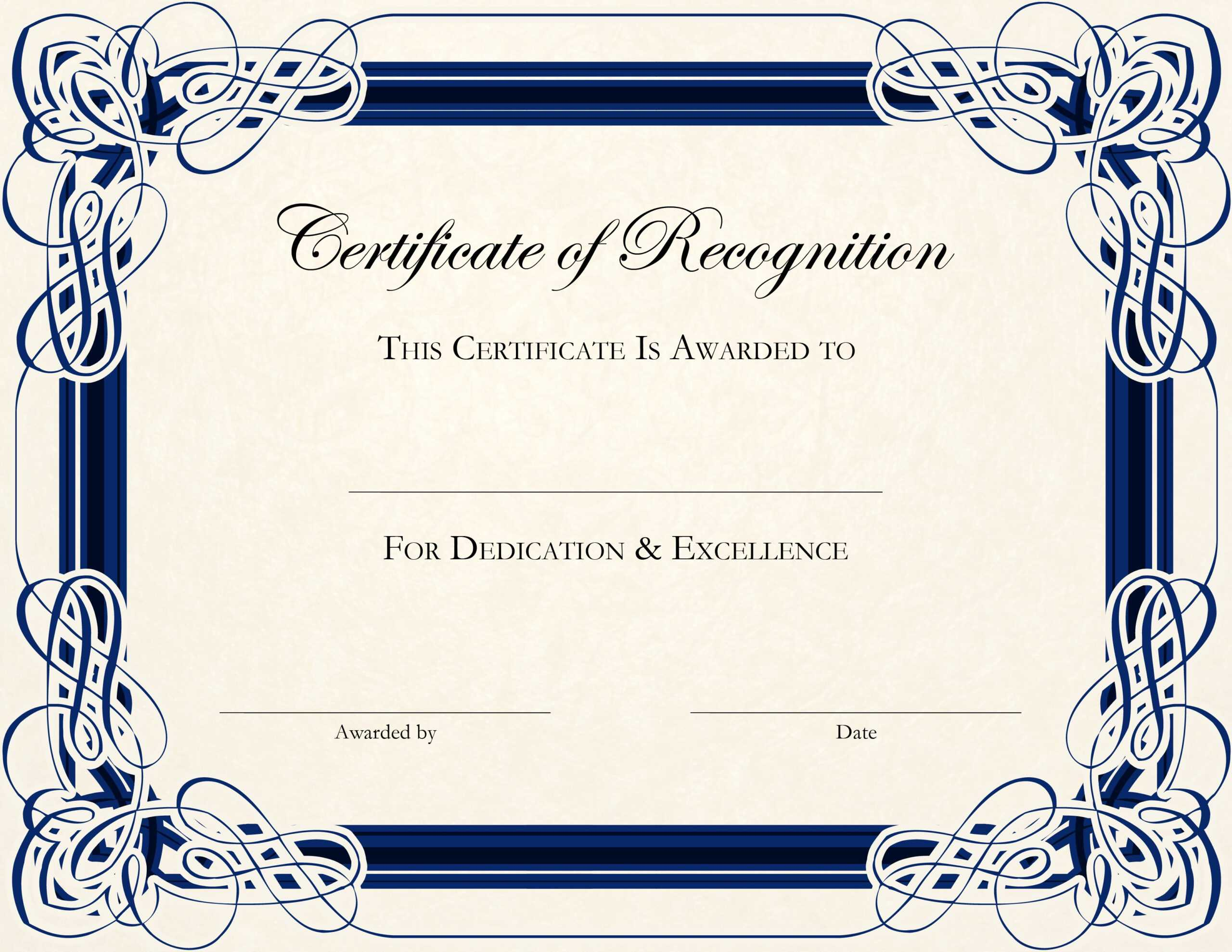 Pageant Certificate Template - Zohre.horizonconsulting.co Intended For Pageant Certificate Template