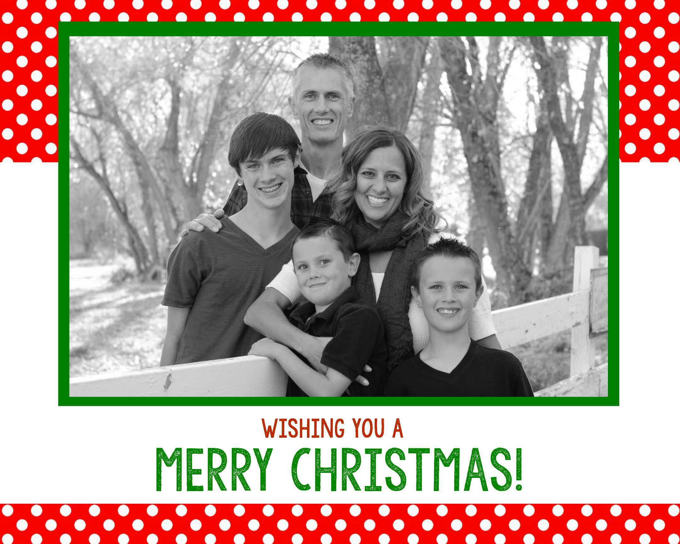 Photo Christmas Card Templates - Zohre.horizonconsulting.co Inside Free Christmas Card Templates For Photographers