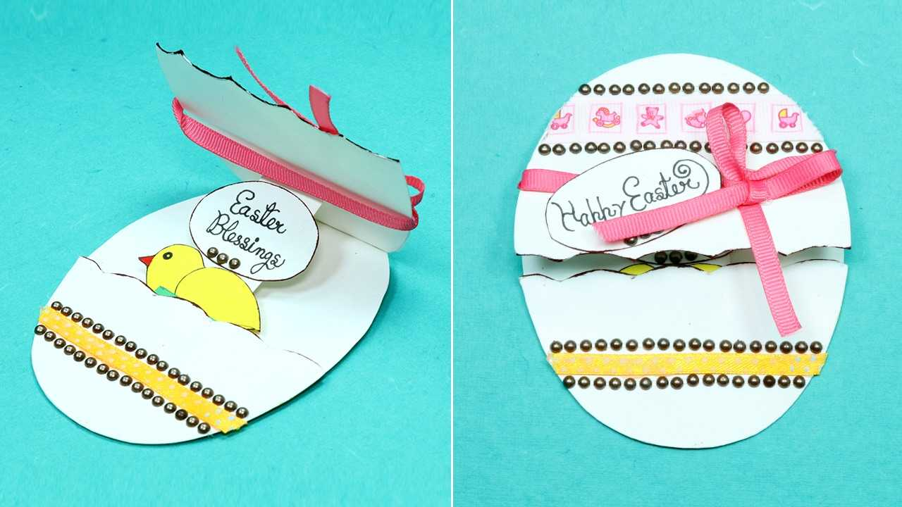 Pop Up Easter Card Template Ks2 2 E1396496161943 - Happy For Easter Card Template Ks2