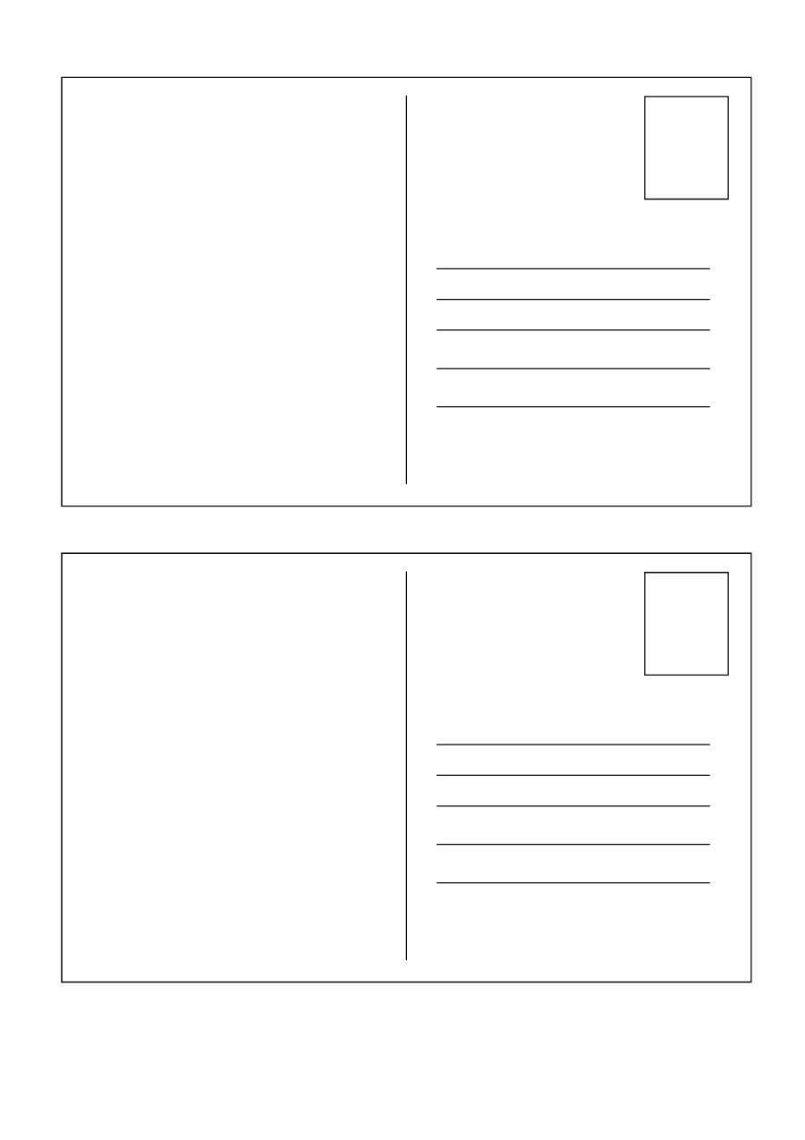 Post Card Template Word - Zohre.horizonconsulting.co Regarding Post Cards Template