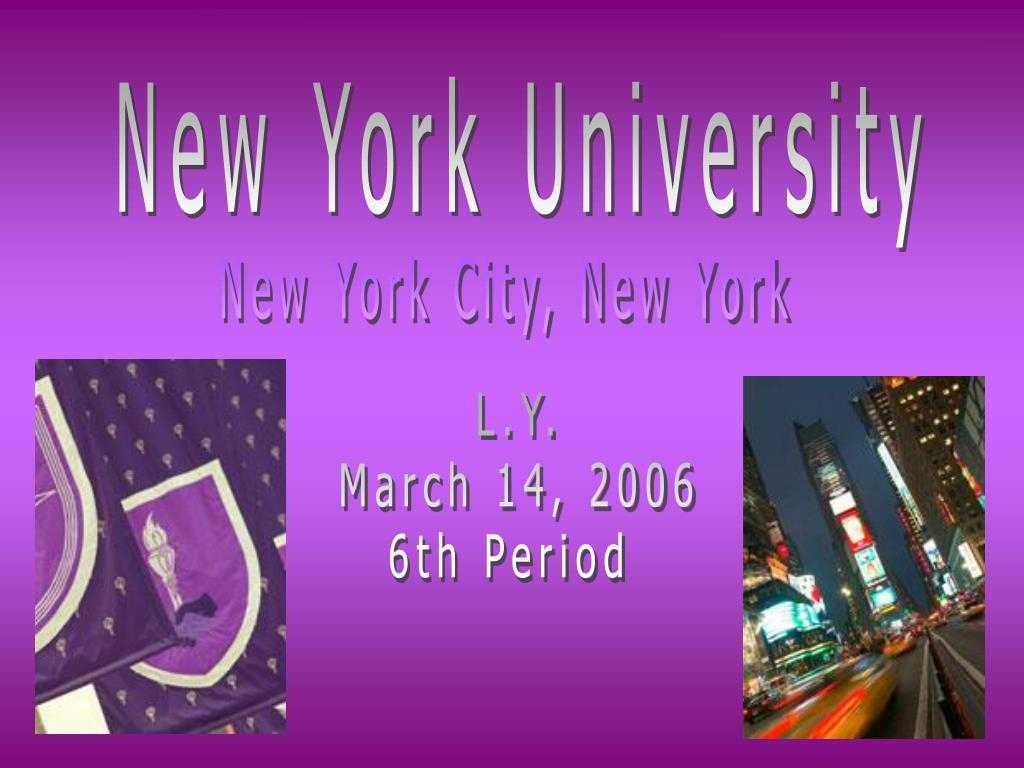 Ppt – New York University Powerpoint Presentation, Free Throughout Nyu Powerpoint Template