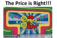 Ppt – The Price Is Right!!! Powerpoint Presentation, Free intended for Price Is Right Powerpoint Template