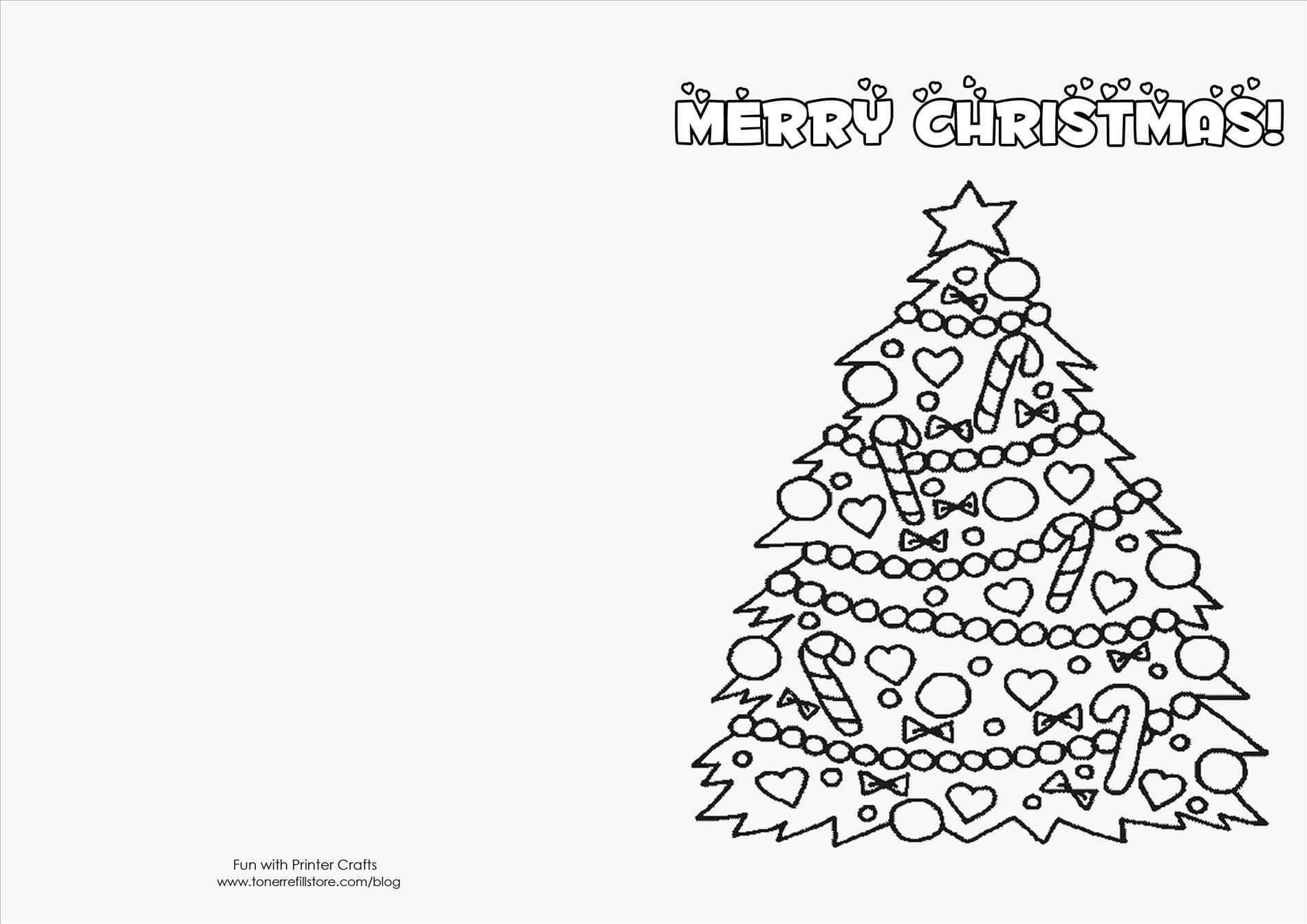 Printable Christmas Card Templates - Mahre.horizonconsulting.co Pertaining To Printable Holiday Card Templates