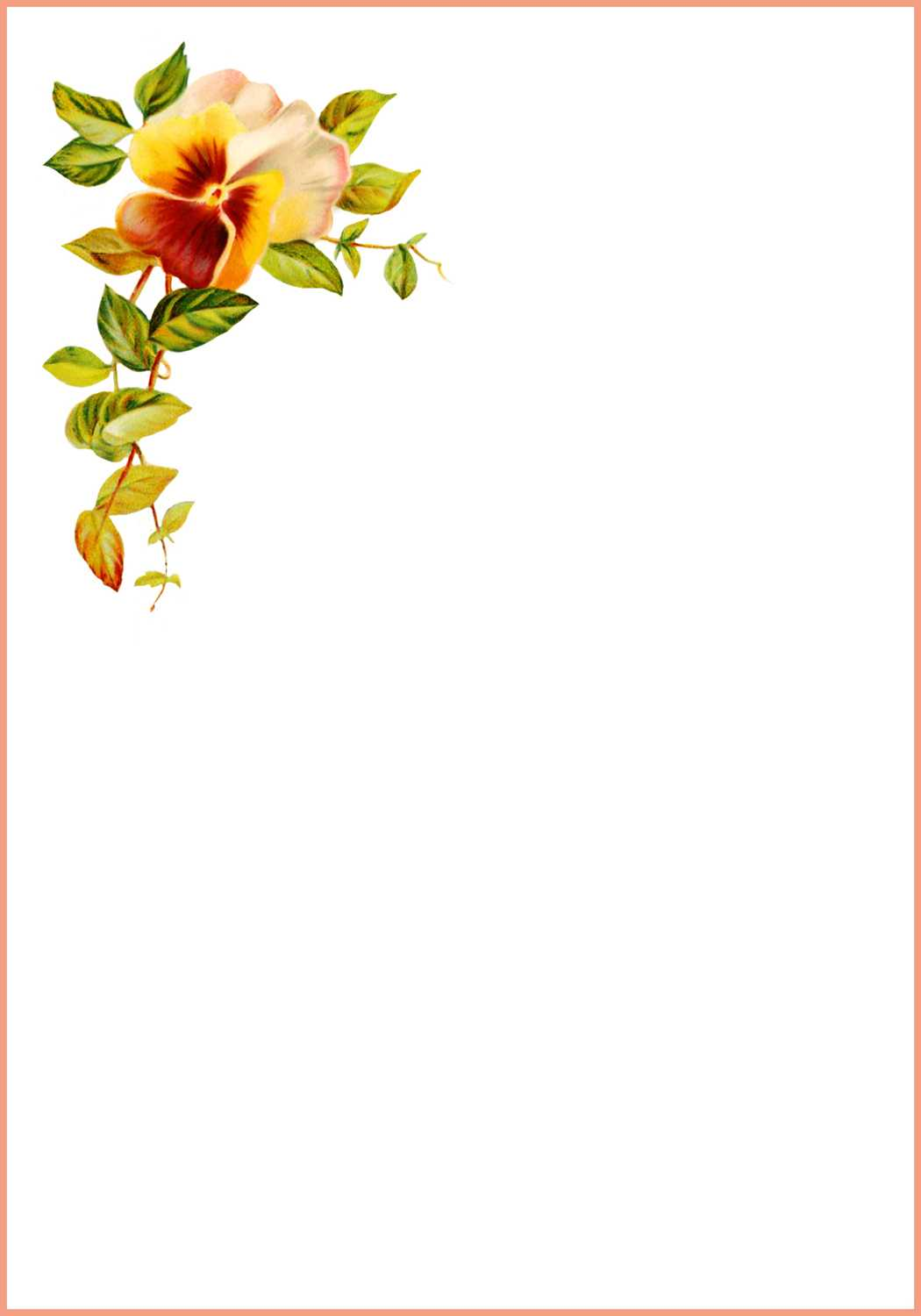 Printable Thank You Cards – Free Printable Greeting Cards With Thank You Note Cards Template