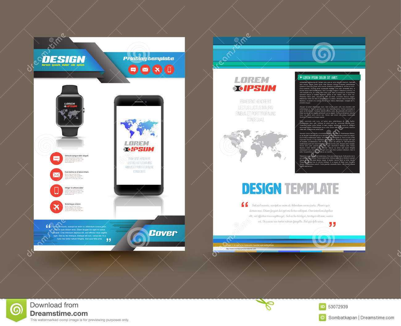 Product Brochure Template - Zohre.horizonconsulting.co Intended For Product Brochure Template Free