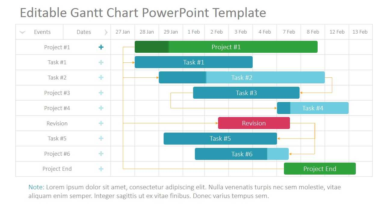 Project Plan Ppt Template - Zohre.horizonconsulting.co In Project Schedule Template Powerpoint