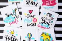 Random Acts Printable Kindness Cards – The Crafting Chicks intended for Random Acts Of Kindness Cards Templates