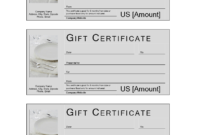 Restaurant Gift Certificate | Templates At Allbusinesstemplates throughout Restaurant Gift Certificate Template