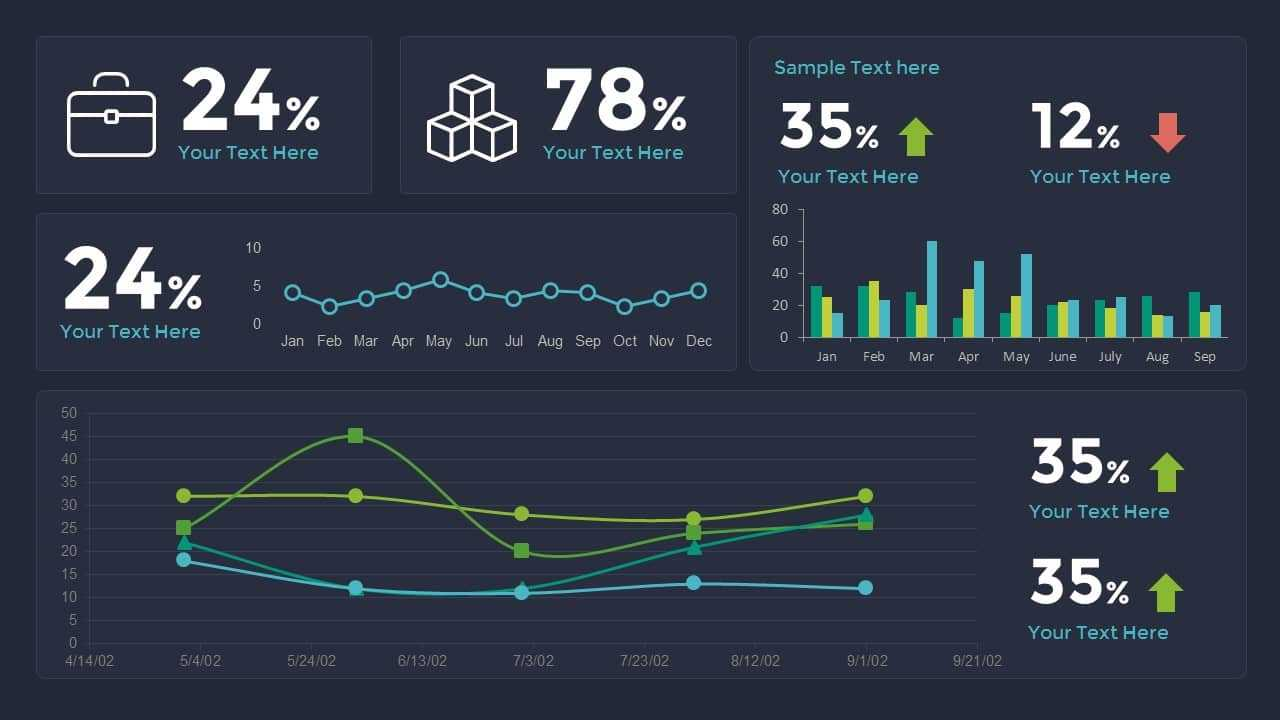 Sales Dashboard Powerpoint Template And Keynote – Slidebazaar Regarding Free Powerpoint Dashboard Template