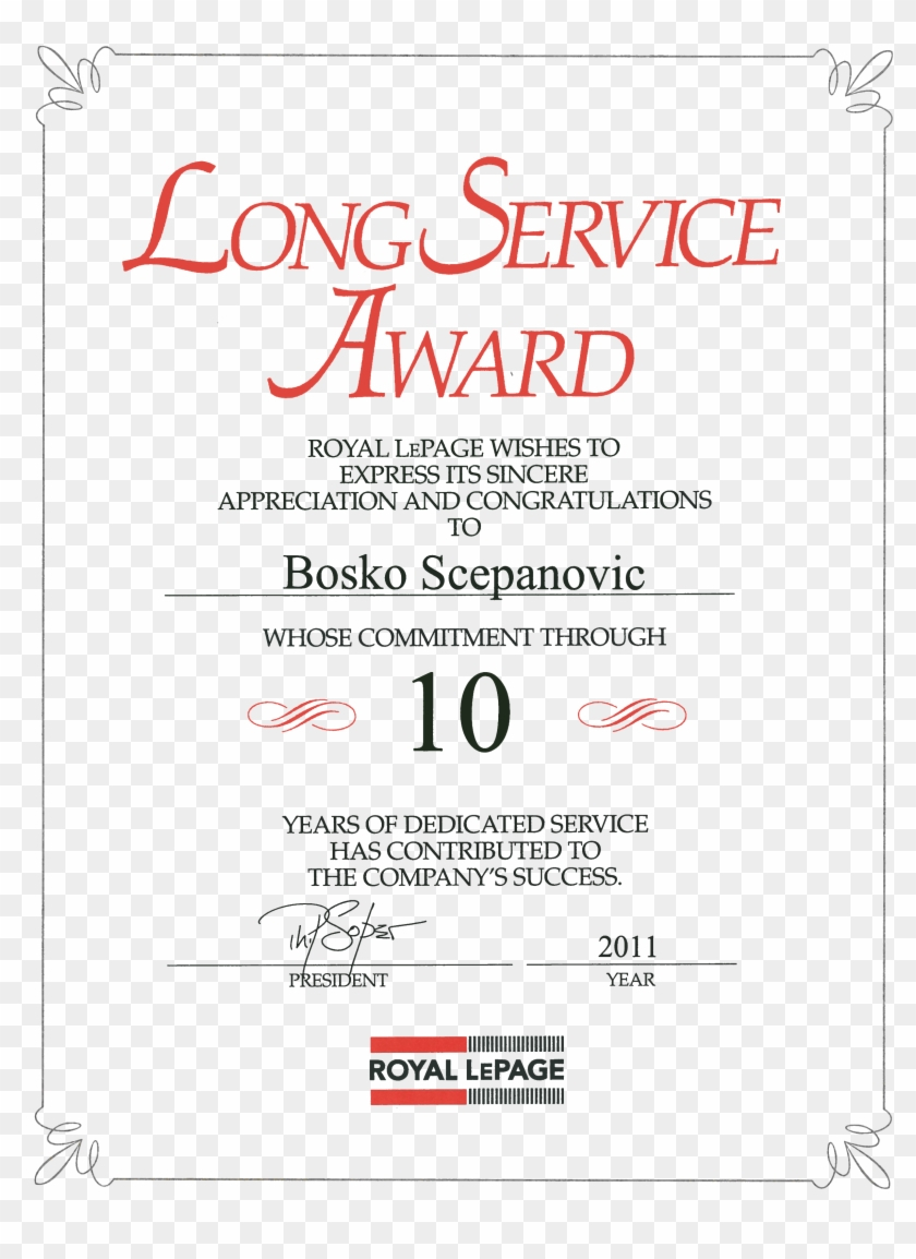 Service Awards Certificates - Zohre.horizonconsulting.co Within Recognition Of Service Certificate Template