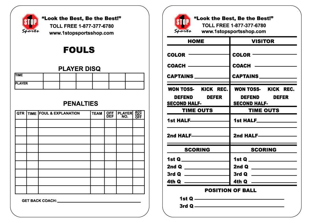 Soccer Referee Game Card Template ] - Ncsl Welcomes A New Throughout Football Referee Game Card Template