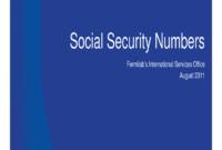 Social Security Card Template – Fill Online, Printable throughout Social Security Card Template Pdf