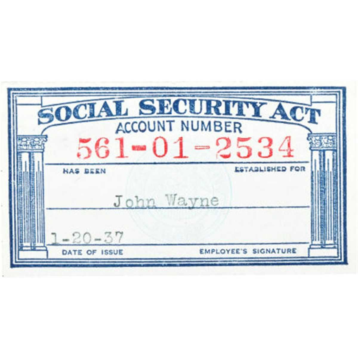 Social Security Card Template Pdf ] - Galleryhip Com Social For Social Security Card Template Pdf
