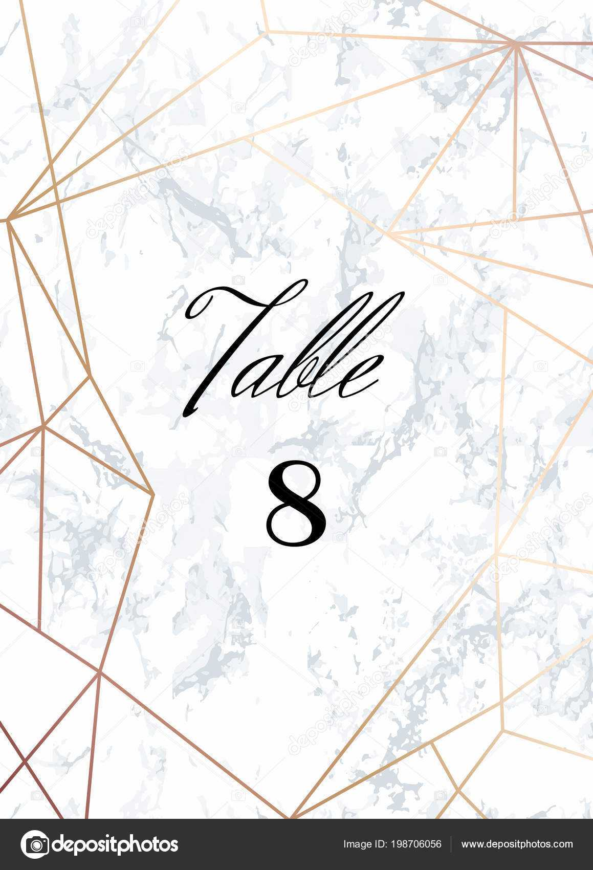 Table Number Cards Template | Wedding Template. Tented Table Throughout Table Number Cards Template