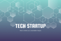 Tech Startup – Free Presentation Template For Google Slides throughout Powerpoint Templates For Technology Presentations
