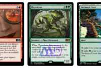 Technically Speaking: Bringing Magic 2015 Online | 매직 : 더 intended for Magic The Gathering Card Template