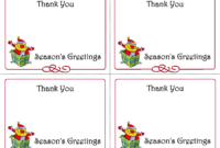 Thank Card Template ] – Funeral Thank You Card Template intended for Christmas Thank You Card Templates Free