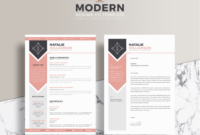 The Best Free Creative Resume Templates Of 2019 – Skillcrush within Adobe Illustrator Brochure Templates Free Download
