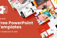 The Best Free Powerpoint Templates To Download In 2019 in Powerpoint Sample Templates Free Download