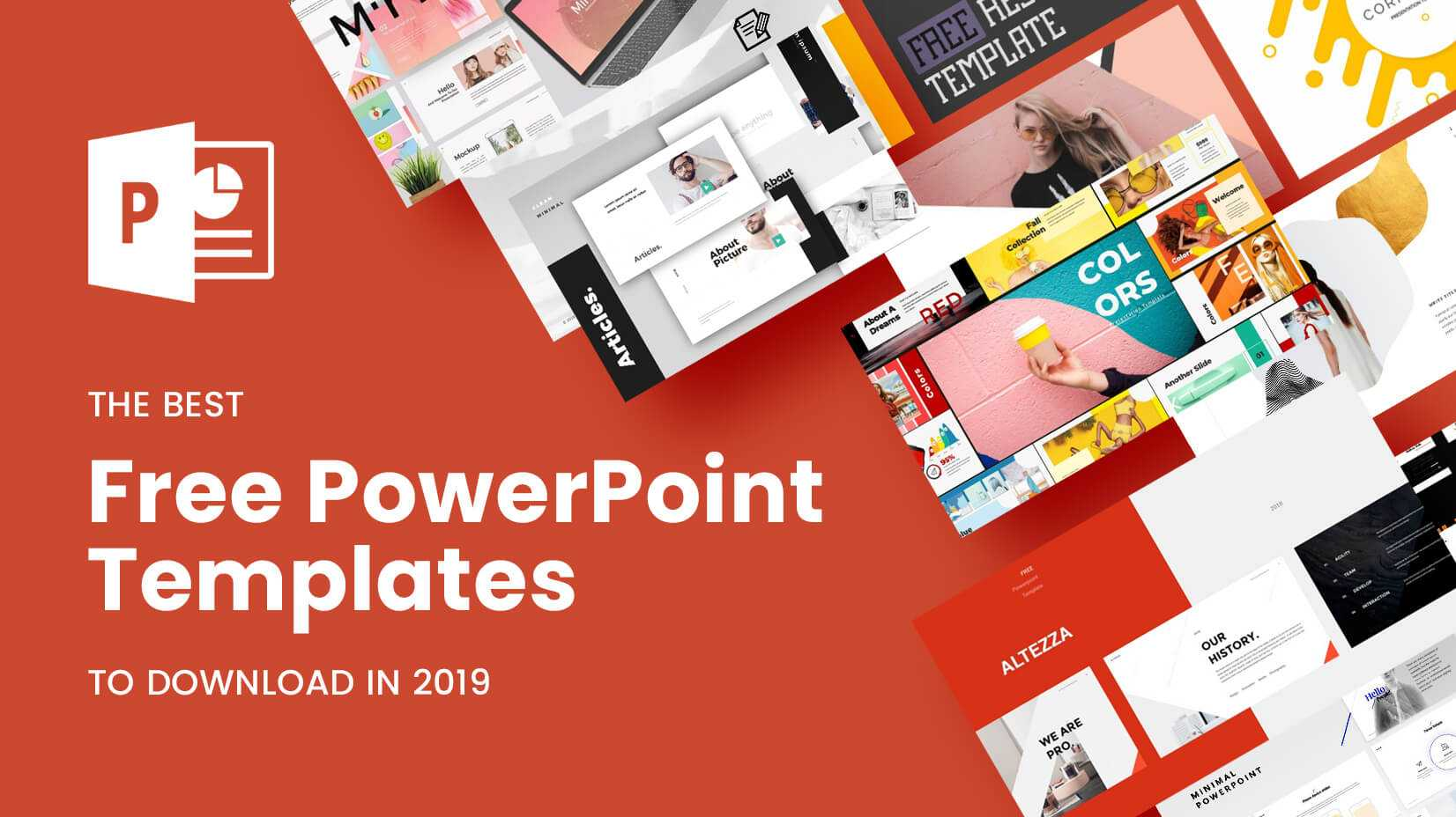 The Best Free Powerpoint Templates To Download In 2019 With Regard To Powerpoint Slides Design Templates For Free