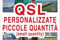 The Most Beautiful Qsl Of The World! Our Customers Say! regarding Qsl Card Template